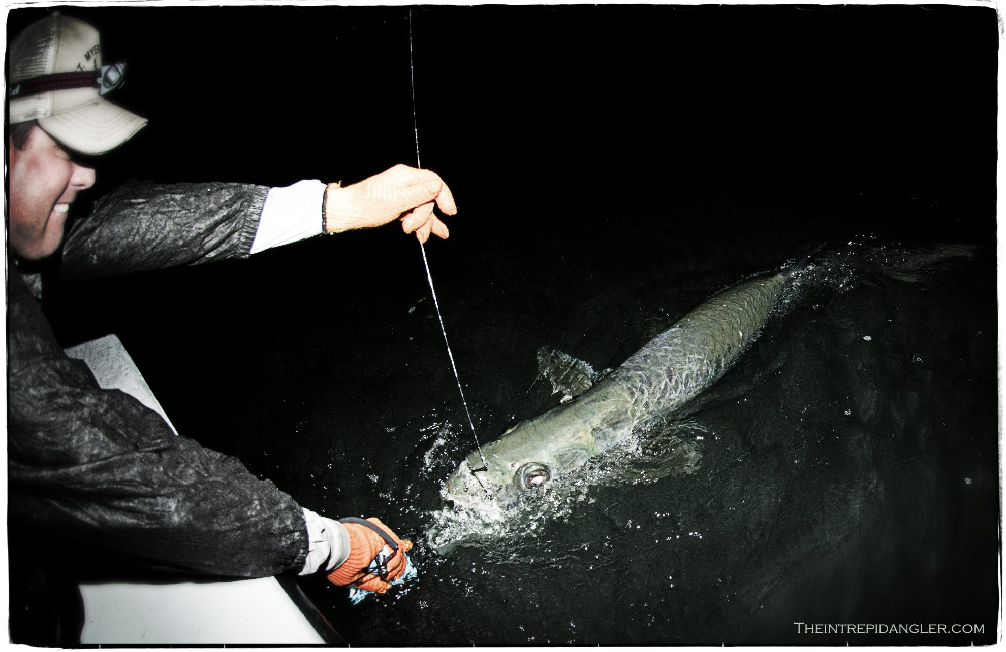 March tarpon fishing report fort myers cape coral the for Cape coral fishing report