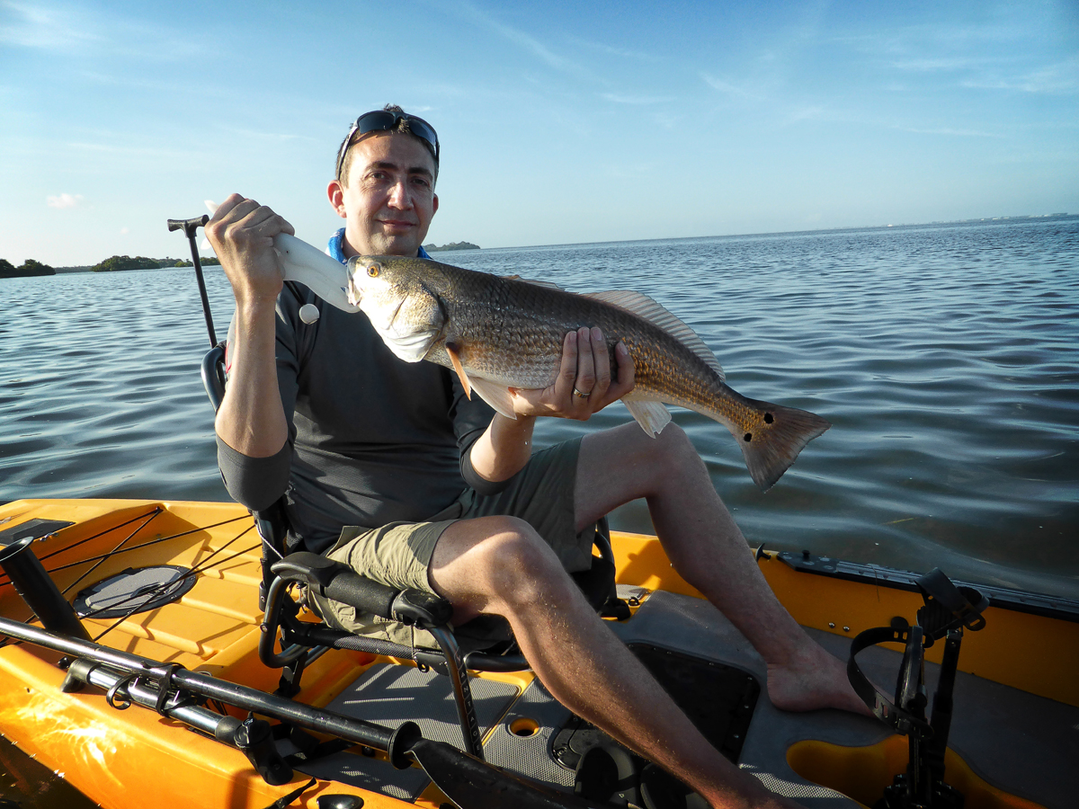 Fishing report early april pine island sound redfish for Long island sound fishing report