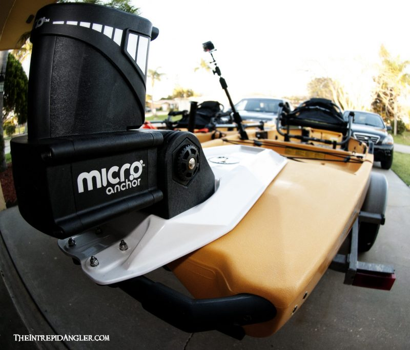Powerpole-Micro-Install-IA-800x684 Product Review: Power Pole Micro for The Hobie Pro Angler 14 Product Reviews