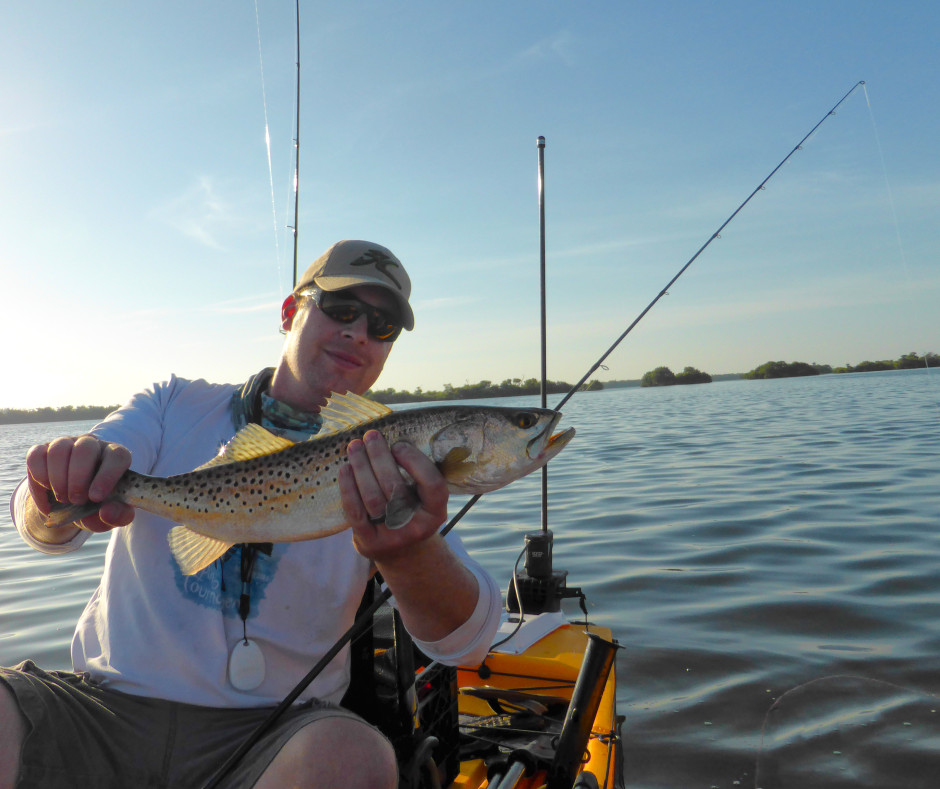 The power pole micro anchor system for florida inshore for Power pole fishing
