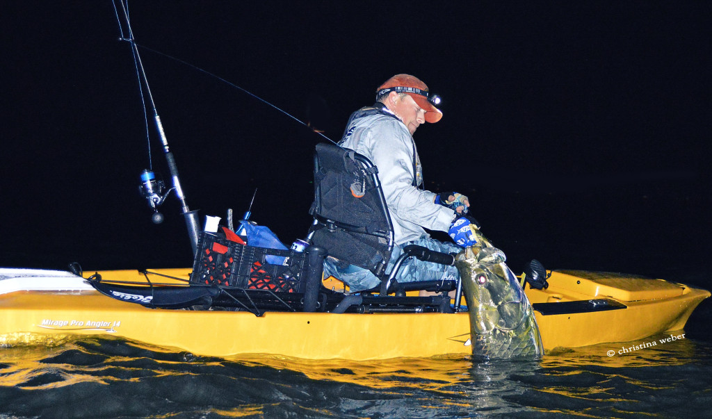 Ross-Hobie-Tarpon-Lift-Crop-WM-1024x603 Full Moon Tarpon Adventures in Southwest Florida 2014 Reports Blog Fishing Reports
