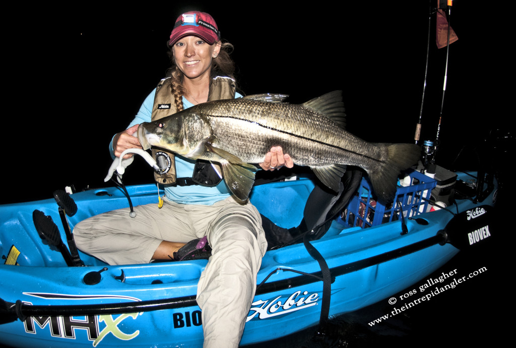 Weber-Snook-Action-Hobie-Cropped-WM-1024x690 Full Moon Tarpon Adventures in Southwest Florida 2014 Reports Blog Fishing Reports