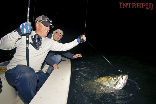 Ed_AFTCO_TARPON_SEWELL_BARBARIAN_HDUV_WM1-620x413 Spring Tarpon Kickoff: Early March Fish Beginning to Show - Fort Myers, Sanibel, Cape Coral, Pine Island 2015 Reports Fishing Reports