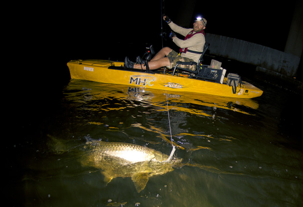 Troy-Weber-Hobie-Tarpon-Front-1200-620x424 Silver Blur - Chasing the Florida Tarpon Migration 2015 Reports Blog Fishing Reports