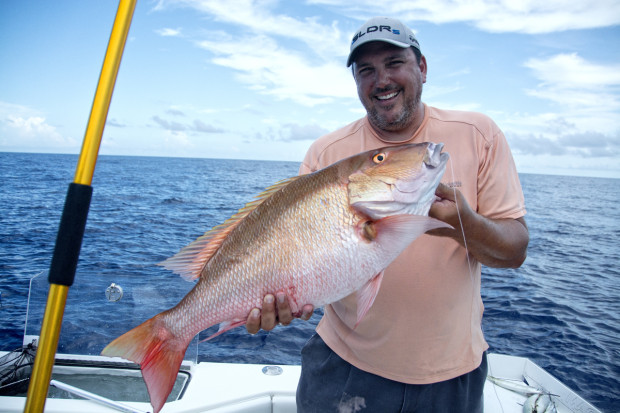 Mutton-Snapper-1200-620x413 Pushing Horizons – Offshore Deep Dropping Tips & Tech How-To Offshore Fishing Videos
