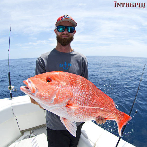 CJ-Red-Snapper-WM-1000-620x620 Pushing Horizons – Offshore Deep Dropping Tips & Tech How-To Offshore Fishing Videos