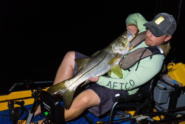Hobie-Raymarine-Snook-Swimming-Jig-620x414 Gear Review: AFTCO Gemini Fishing Shorts Product Reviews