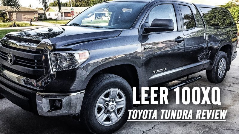 truck-gear-review-leer-100xq-for-800x450 Truck Gear Review: Leer 100XQ For Toyota Tundra Product Reviews