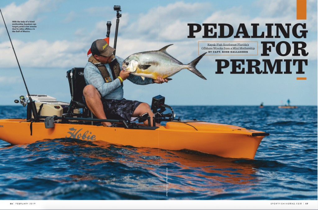 Hobie-1024x677 Sportfishing Magazine - Pedaling For Permit 2/19. Blog Media